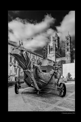"""La Cattedrale e """"La Signora"""""""