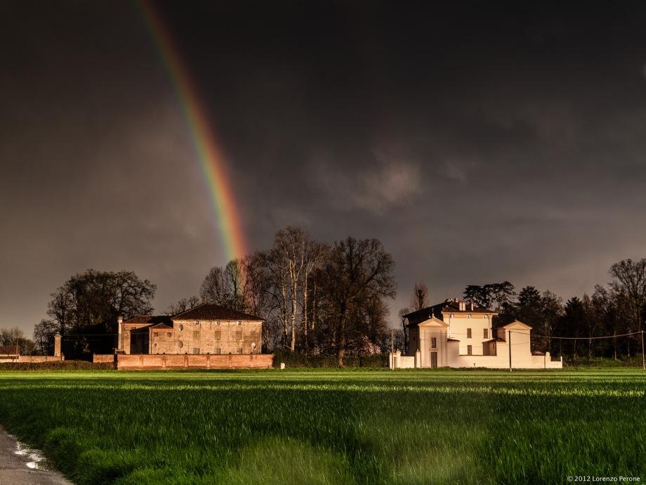Sotto l'arcobaleno