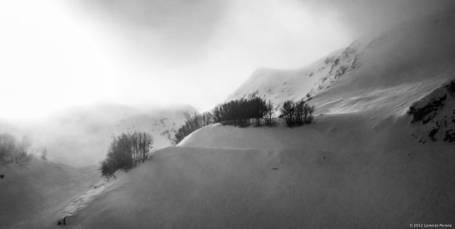 Nuvole e neve