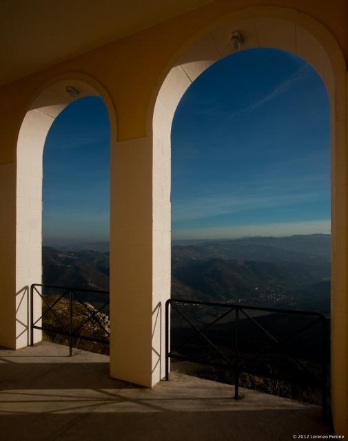 Un balcone sulla valle
