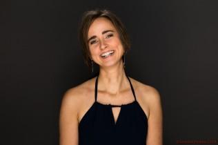 Make-up artist Cristina Oddo